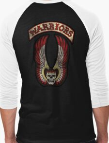 Warriors inspired design Men's Baseball ¾ T-Shirt