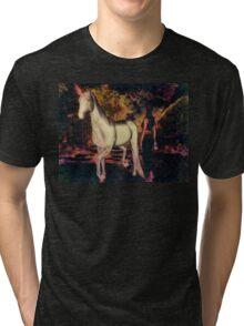 Woodland Fantasy Tri-blend T-Shirt