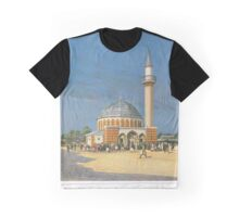 Mosque Graphic T-Shirt