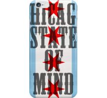 Chicago State of Mind iPhone Case/Skin