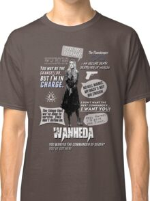 Wanheda - Clarke Griffin - Clexa - The 100 Classic T-Shirt