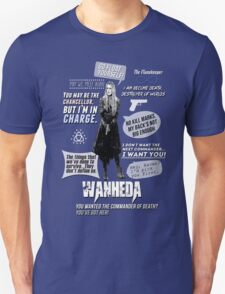 Wanheda - Clarke Griffin - Clexa - The 100 T-Shirt