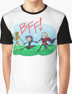 KOTOR - Best Friends Forever! Graphic T-Shirt
