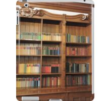 Bletchley Books iPad Case/Skin