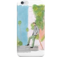 Troye Mixed Media 001 iPhone Case/Skin
