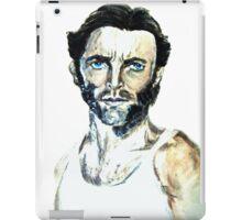 Wolverine Jackman iPad Case/Skin