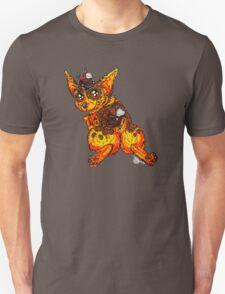 Sweetie Cutie Critter: Molten Lava Cake Corgi Unisex T-Shirt