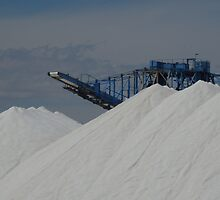 Salt Production by Janone