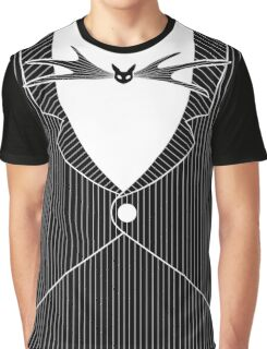 Jack Skellington T-Shirt Graphic T-Shirt