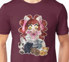 Kawaii Kitty  Unisex T-Shirt