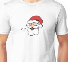 Laughing Santa  Unisex T-Shirt