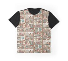 Bookshelf No.2 Graphic T-Shirt