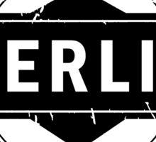 Berlin, Germany Sticker
