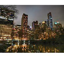 New York - Central Park 007 Photographic Print