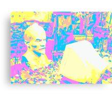 Leninwave Canvas Print
