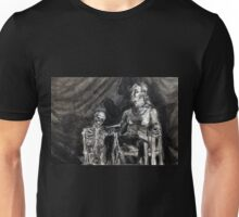 The Difference Between Life and Death Unisex T-Shirt