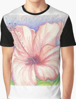 hibiscus Graphic T-Shirt