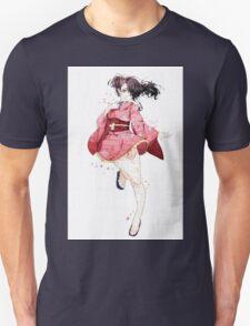 Mumei - Koutetsujou no Kabaneri   Kabaneri of the Iron Fortress Unisex T-Shirt