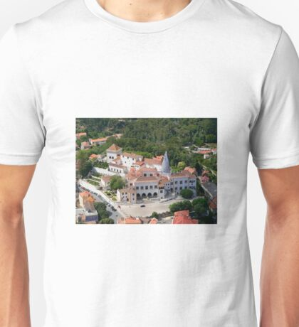 sintra national palace Unisex T-Shirt