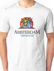 Amsterdam, The Netherlands Unisex T-Shirt