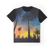 Southern Nights Graphic T-Shirt