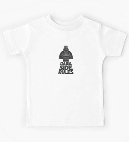 Dark side lego Kids Tee