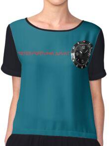 Phantom - Fortes Fortuna Juvat Women's Chiffon Top