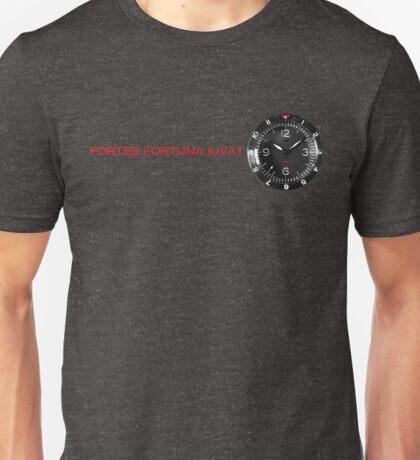 Phantom - Fortes Fortuna Juvat Unisex T-Shirt