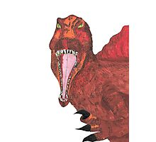Dino Supreme Photographic Print