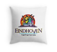 Eindhoven, The Netherlands Throw Pillow