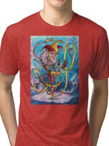 Harlequin Tri-blend T-Shirt