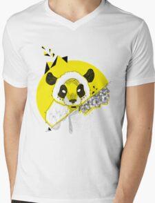 Mr. Midi Mens V-Neck T-Shirt