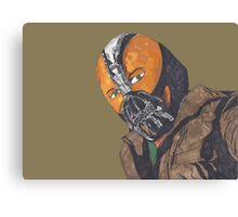 You Have My Permission to Selfie Canvas Print