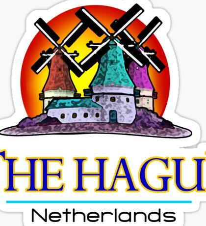 The Hague, Netherlands Sticker