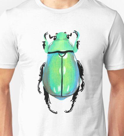 Green bug Unisex T-Shirt