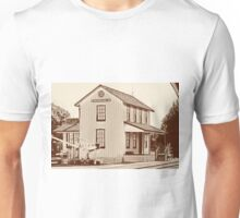 Train Station 3 Unisex T-Shirt