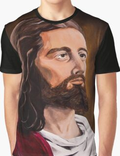 Jesus of Nazareth Graphic T-Shirt