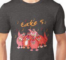 Take 5 Unisex T-Shirt