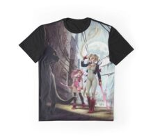 The Moon Princess is back Graphic T-Shirt