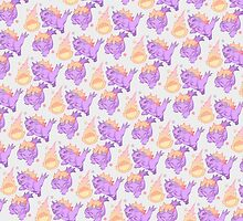behemoth pattern by ands