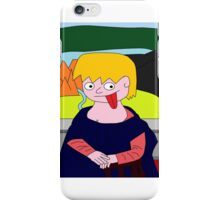 Mona Larry iPhone Case/Skin