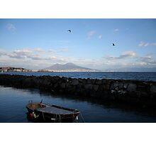 Glimpses of Naples third series Photographic Print