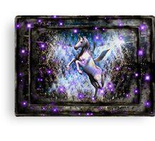 Alicorn Of A Unicorn Canvas Print
