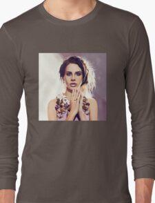 Lana del Ray Long Sleeve T-Shirt