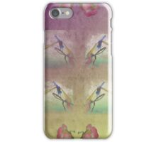 Dragonfly Scarf iPhone Case/Skin