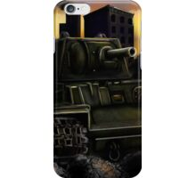 Rusty Tank iPhone Case/Skin