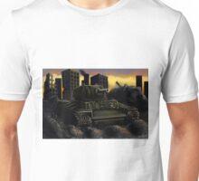 Rusty Tank Unisex T-Shirt