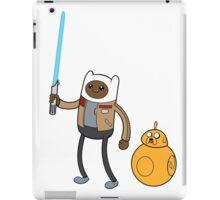 Finn and 8 iPad Case/Skin