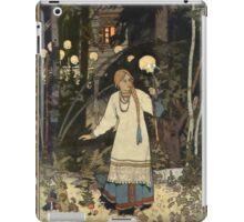 Vasilisa the Beautiful - Ivan Bilibin iPad Case/Skin
