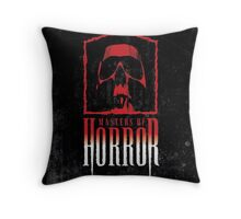 MASTERS OF HORROR Throw Pillow